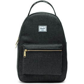 Herschel Nova Small Backpack 17L Unisex, black crosshatch